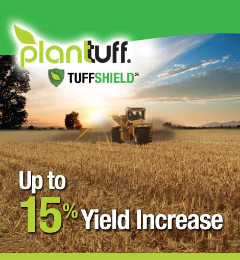 Up to 15% Yield Increase